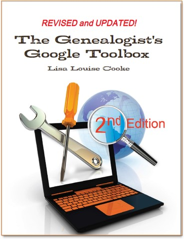 Google for genealogy toolbox