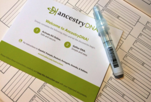 Ancestry DNA Test Kits on Sale Now