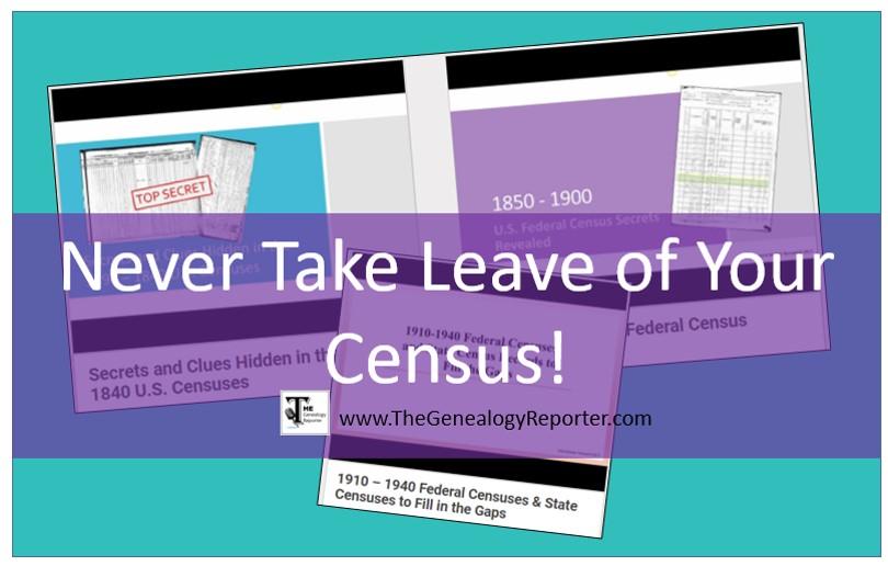 U.S. census webinars series