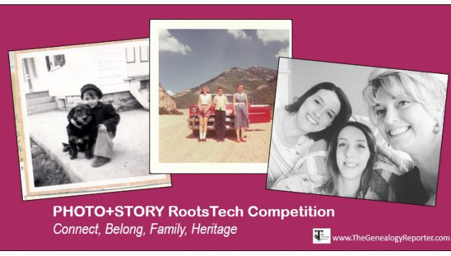 Photo Story Competition at RootsTech 2018: Enter to Win!