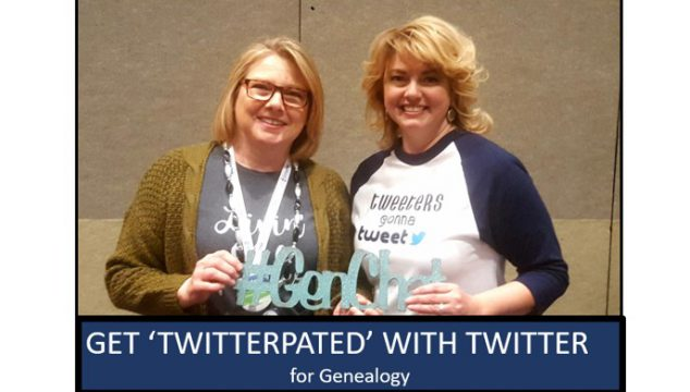 Get Twitterpated with Twitter for Genealogy
