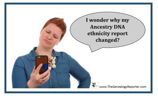 New AncestryDNA Ethnicity Update & How to See Your New Report