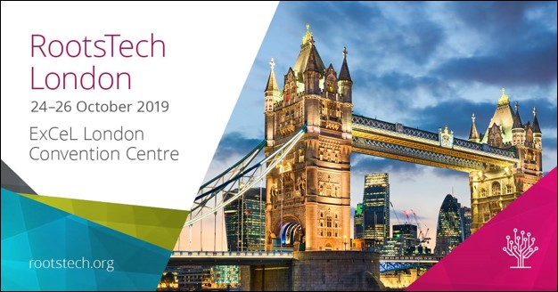 RootsTech is Going to London in 2019!