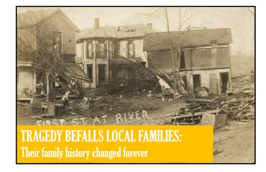 Disasters and Catastrophes that Shaped Your Family's Story